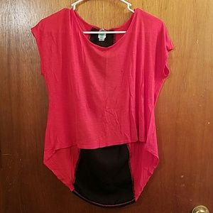 High-low top size L/G